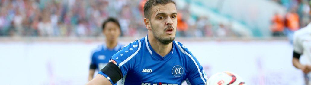 Direkter Wiederaufstieg? Der KSC ist Favorit für eine sofortige Rückkehr in die 2.Liga. Von den Drittligaaufsteigern wird der SpVgg. Unterhaching gehandelt.